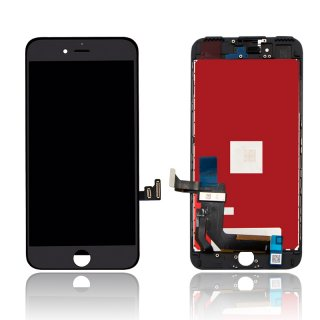 iPhone 8P LCD/Digitizer Assembly Black TM