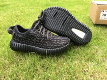 "Authentic Yeezy 350 Boost Infant ""Pirate Black"""