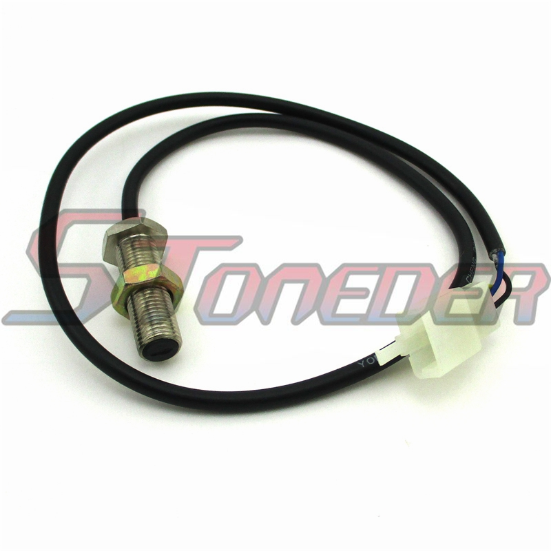 8 Pin DC CDI Vox For Linhai Yamaha Horizontal Engine Manco Talon VOG BMS 260cc