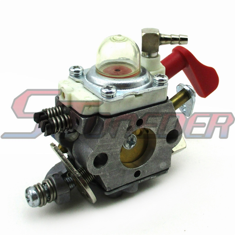 Carburetor For Fuelie Engine HPI Baja 5b 5T FG 1/5 Scale Gas Rc Cars Go-Ped  Zenoah F270rc Cy Sikk Cy290rc Baja Engine