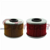 Oil Filter For Honda Pioneer SXS1000 Side By Side SXS1000M3 3 Seat SXS1000M5 5 Seat Pioneer Replace OEM 15412-MGS-D21 15412-HP7-A01