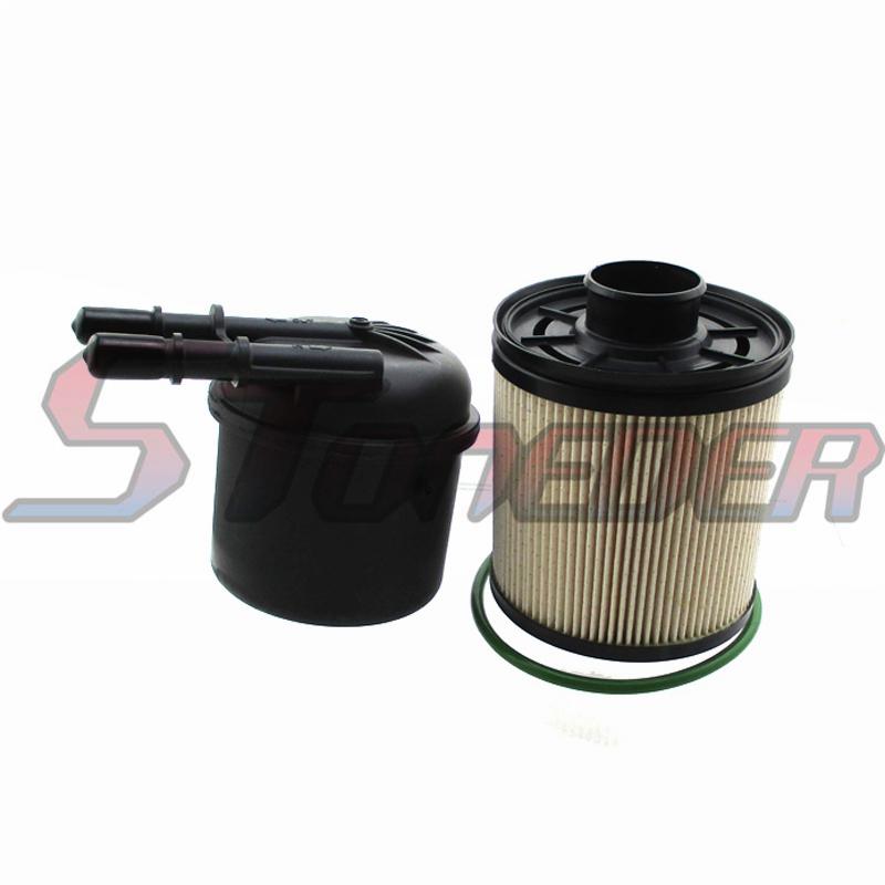 fuel filter fd4615 for ford 6 7l v8 diesel f250 f350 f450 f550 2011 2012  2013 6 7l diesel fd4615 bc3z-9n184-b item no: mxj0261