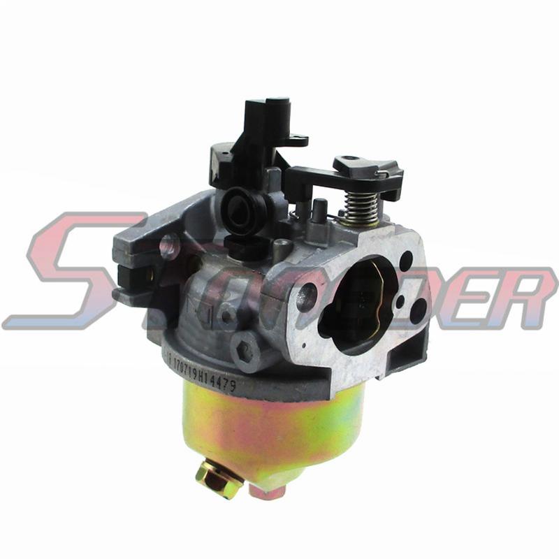 GXV140 Carburetor HRB215 HRC215 HRM195 HRM215 Lawn Mower Tune Up Kits Spark Plug