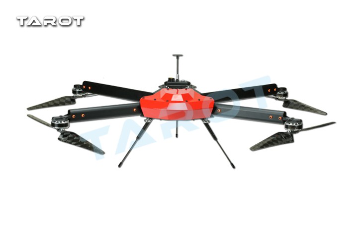 US$ 635.34 - Tarot Peeper I Drone 750mm FPV Quadcopter Frame 4 Axis ...