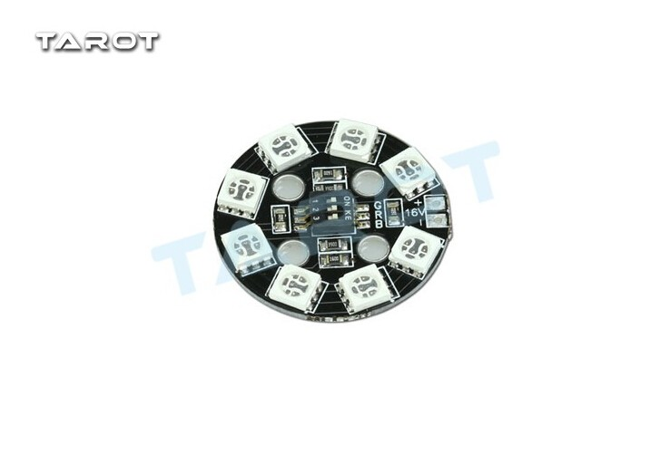 Tarot colorful LED disc lights Multicopter TL2816-06 for Quadcopter F17844