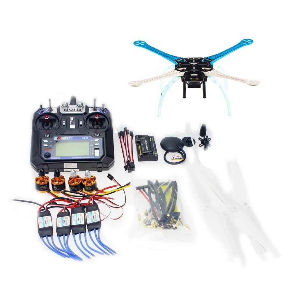 US$ 130.95 - DIY GPS Drone Multi-Rotor Frame Kit S500-PCB APM2.8 ...