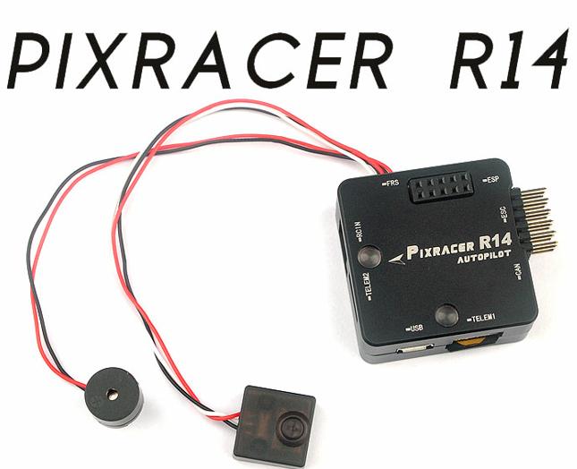 Pixracer R14 Autopilot Xracer Mini PX4 Flight Controller Board For RC  Quadcopter Model Aircraft