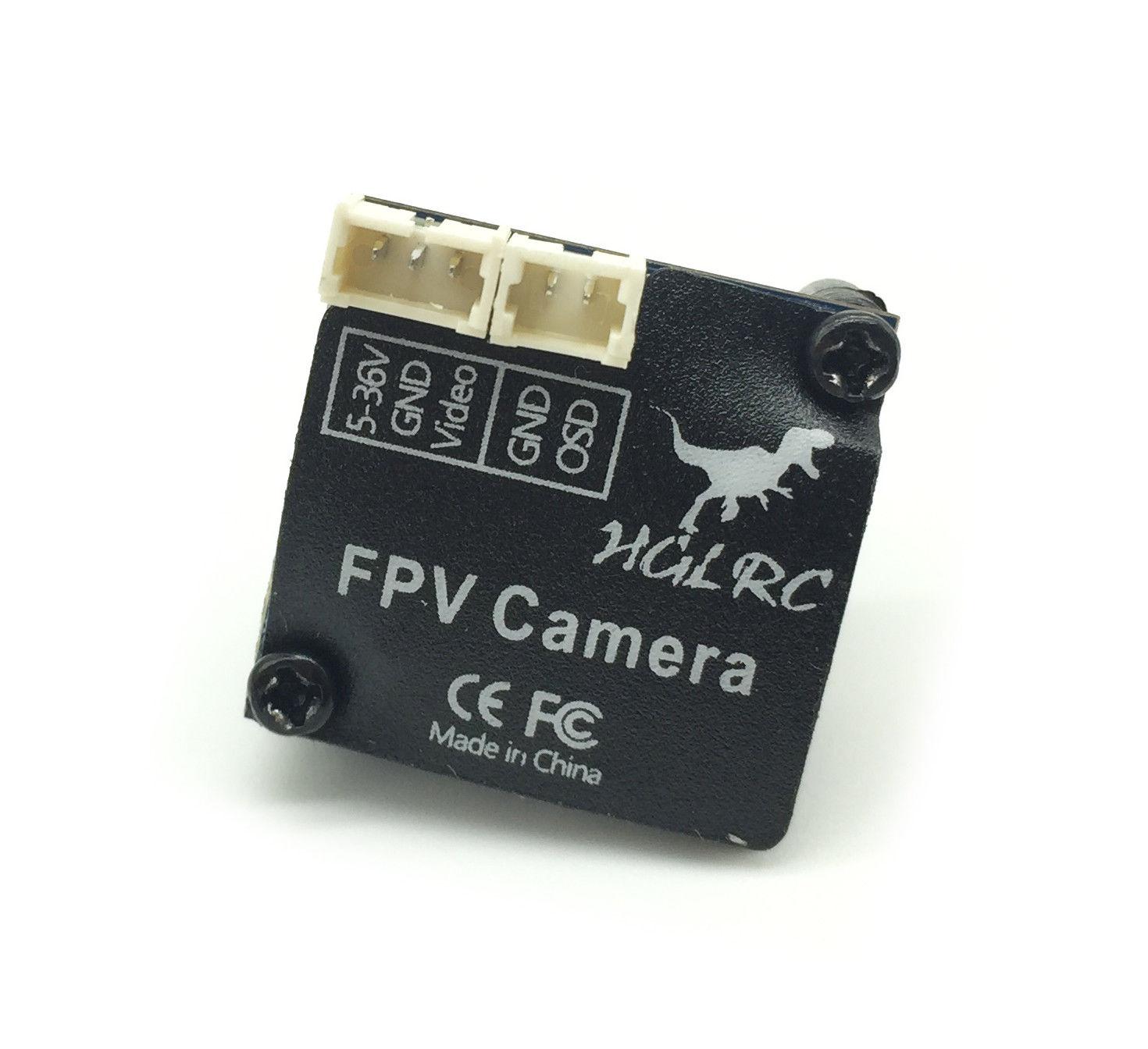 HGLRC F438-TX20.V2-ELF XJB 1//3 CCD Camera F4 Flight Controller 33A ESC VTX Combo
