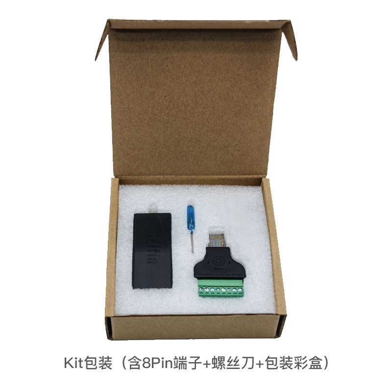 Audio & Video Replacement Parts Smallest Elfin-eg11 Serial Port Device Connect To Network Modbu Tpc Ip Function Rj45 Rs485 To Gsm Gprs Serial Server