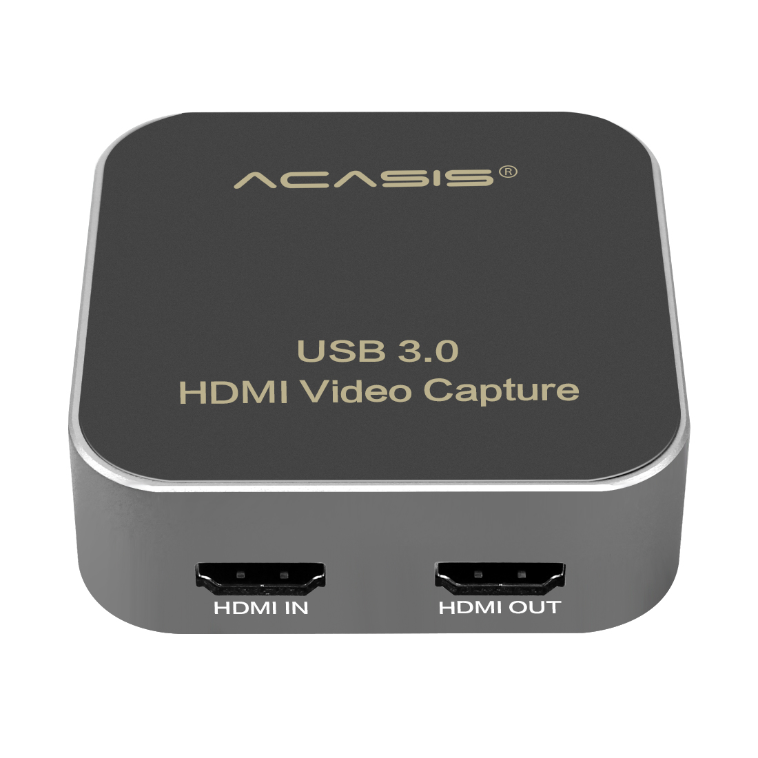 AC-HDCP USB 3 0 HDMI to Type-C 1080P HD Video Capture Card Box Drive-Free  for TV PC PS4 Game Live Stream for Windows Linux Os X