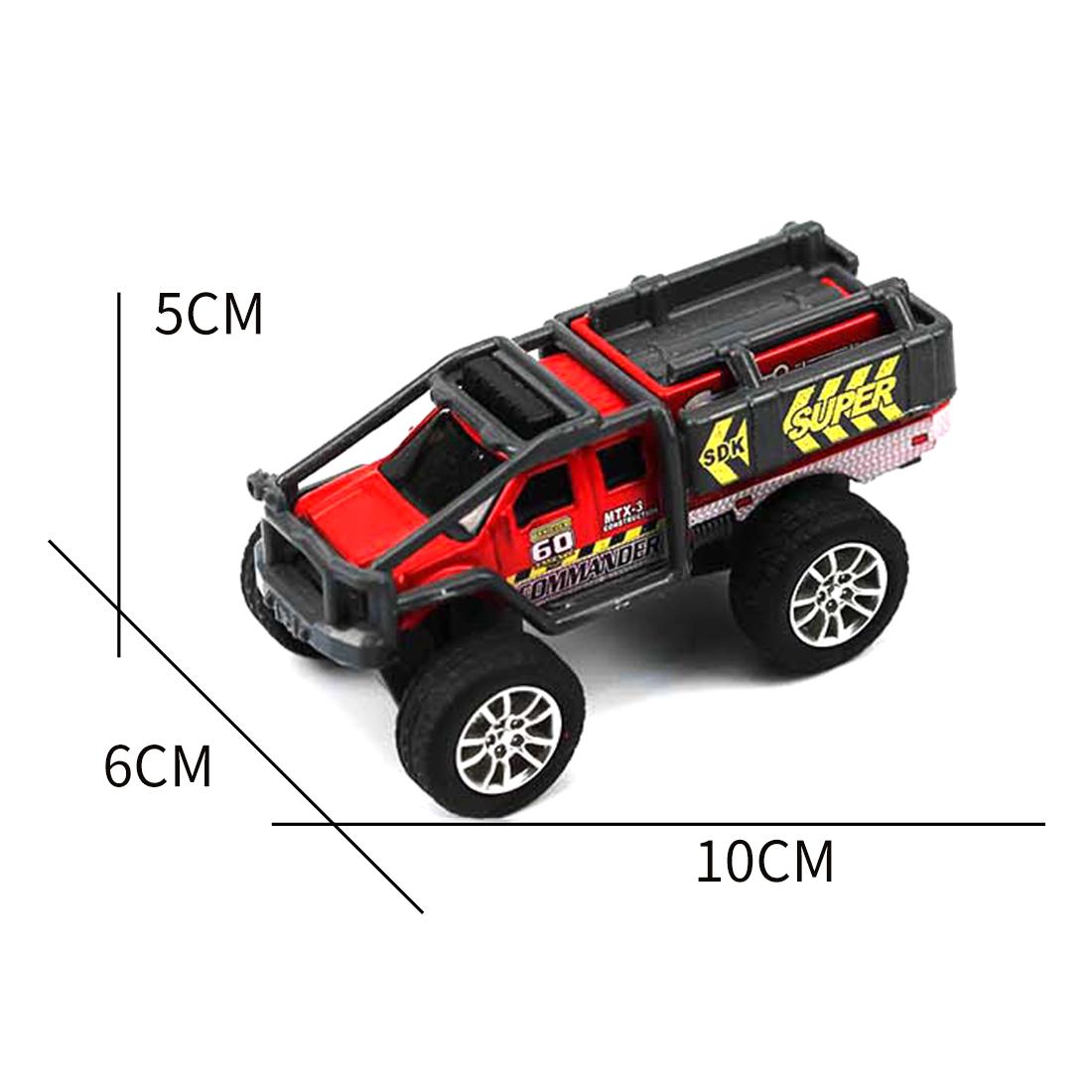 Us 2 05 Feichao 2pcs 1 64 Alloy Metal Suv Cars Model Diecast
