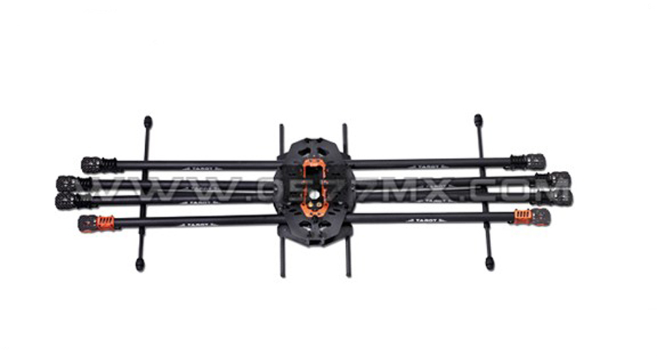 Tarot T18 Aerial Photography 25mm Carbon Fiber Plant Protection UAV TL18T00  Helicopter Frame 1270MM FPV
