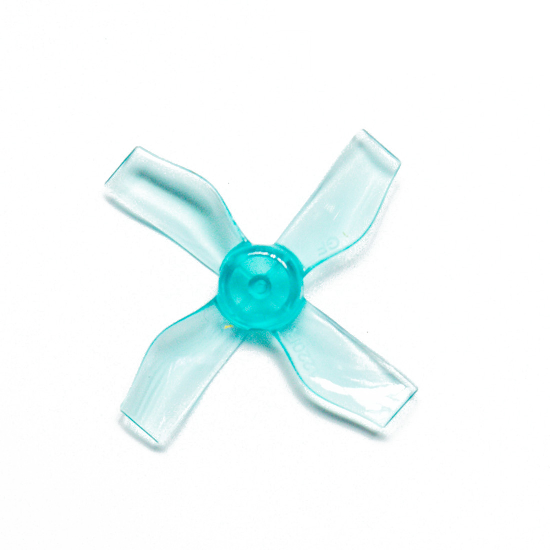 Gemfan 1220 1.2x2x4 31mm 1mm Hole 4-blade Propeller PC CW CCW Props for