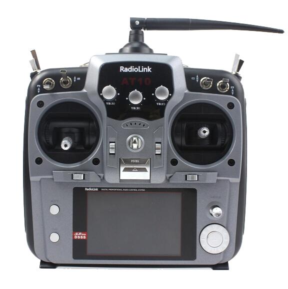 Full Set Hexacopter 4-axle Aircraft Kit HJ 450 Frame PXI PX4 Flight Control  920KV Motor GPS AT10 Transmitter Props