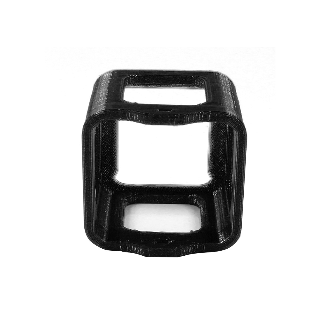 QWinOut 3D Print Camera Mount TPU 3D Printing Protection Frame 3D Printed for RunCam 3S FPV Camera Red
