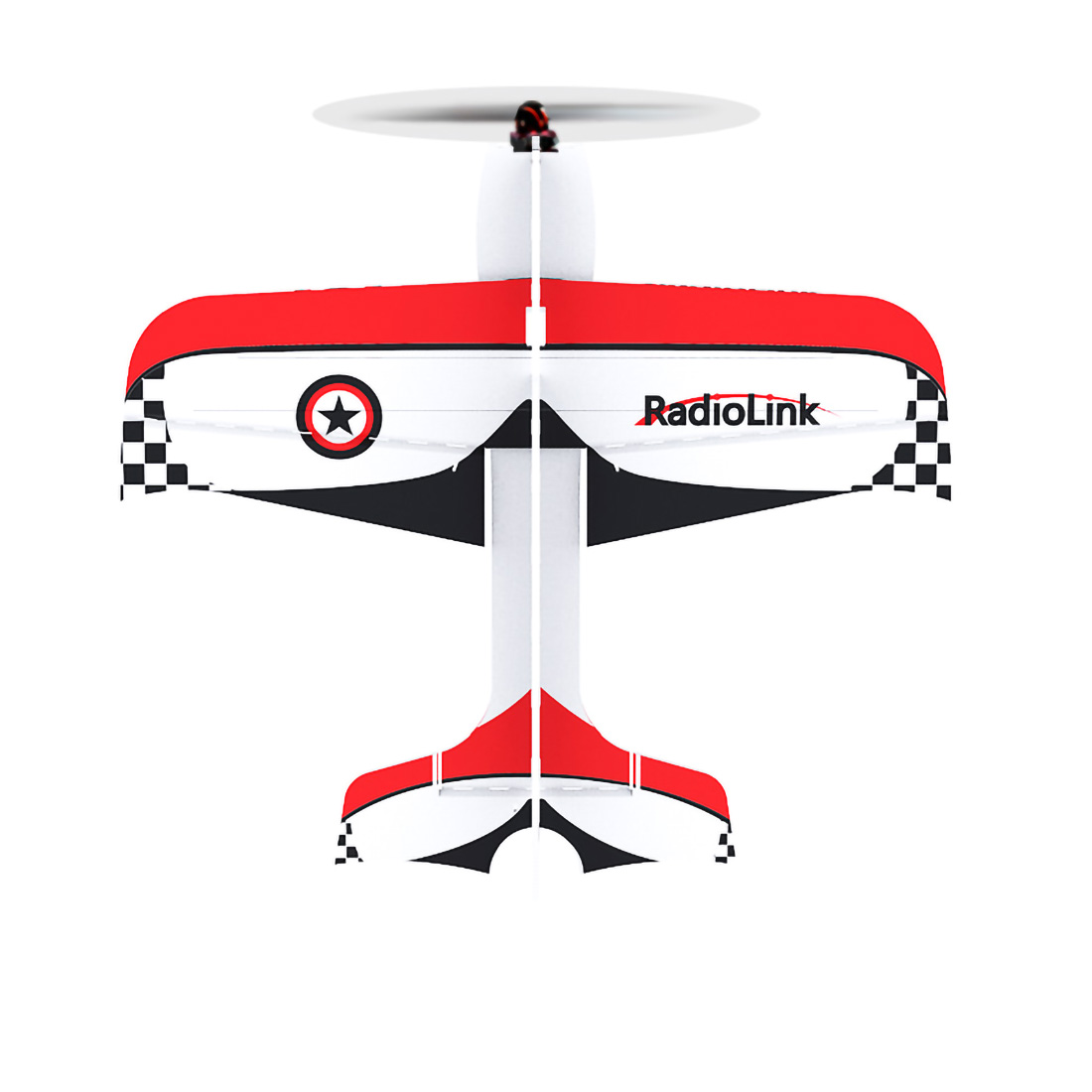 Radiolink A560 560mm Wingspan 3D Poly Fixed Wing RC Aircraft Drone