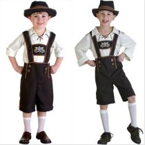 041 children oktoberfest costume