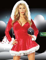 bs8413 (8278)christmas costume