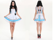 422 alice IN WONDERLAND COSTUME
