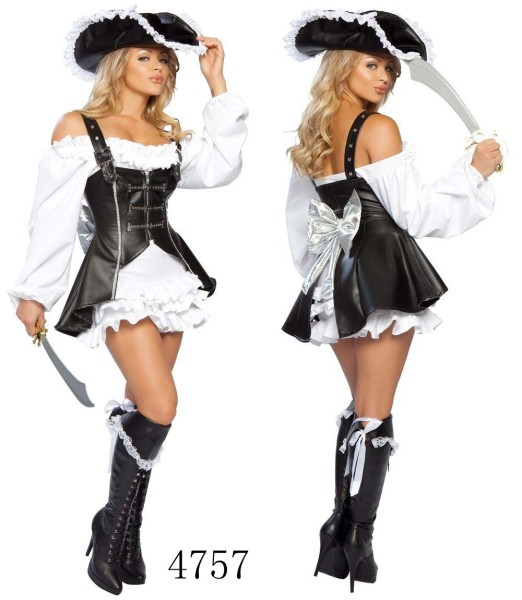 4757 pirate costume