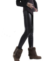 Y109 Wet Look Leggings