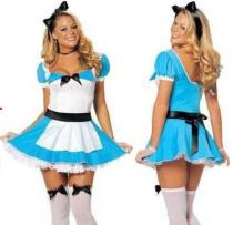 4389 alice in wonderland costume