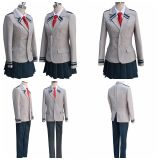 Boku no Hero Academia AsuiTsuyu Yaoyorozu Momo School Uniform