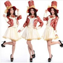 6810 sexy mad hatter costume