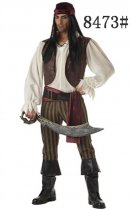 8473 men pirate costume