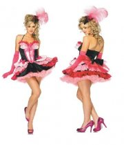 078 fairy tell costume