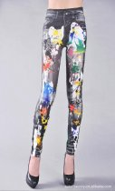 f402  Womens legging
