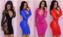 CD-016 BODYCON DRESS
