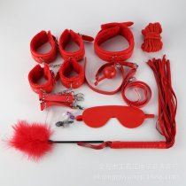 69035 red 10 set bondage (2)