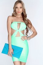 HLX6867 women official bodycon dress