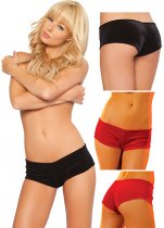 panty-42 black,red moq10pcs/color shiny shorts
