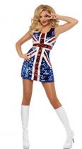 BLS2012 uk flag dress