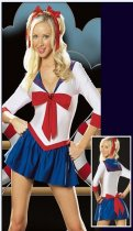 8265 sailor costume