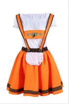 16035 Bavarian Country Girl Oktoberfest German Beer Maid Wench F
