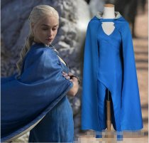 Game of thrones cloak blue