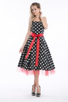 R1147 rockabilly dress