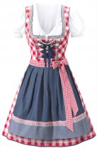 178 denim  beer maid costume