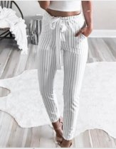 Casual Slim Skinny Straight Pants