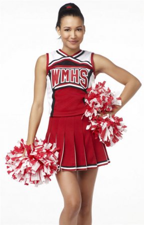 442 glee chearleader costume