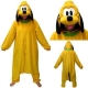 Pluto Dog Fancy Dress Unisex Adult Cosplay Costume Pajamas Homewear Sleepwear