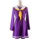 Anime No Game No Life White Shiro Cosplay Sailor Suit Dress Uniform Costume S-XL