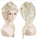 Elsa Snow Queen Blonde Wig