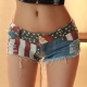 New Sexy Women Denim Jeans Shorts Short Hot Pants Low Waist Girls