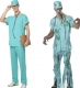 Doctor Scrubs Costume   61