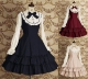 Lolita Princess Vintage Style Party Formal Dress Cosplay Costume Dress Customize