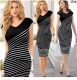 2015 cheap clothing fashion dresses for women flouncing stretch bodycon dress SV003903 (1)